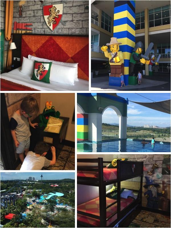 Legoland facilities