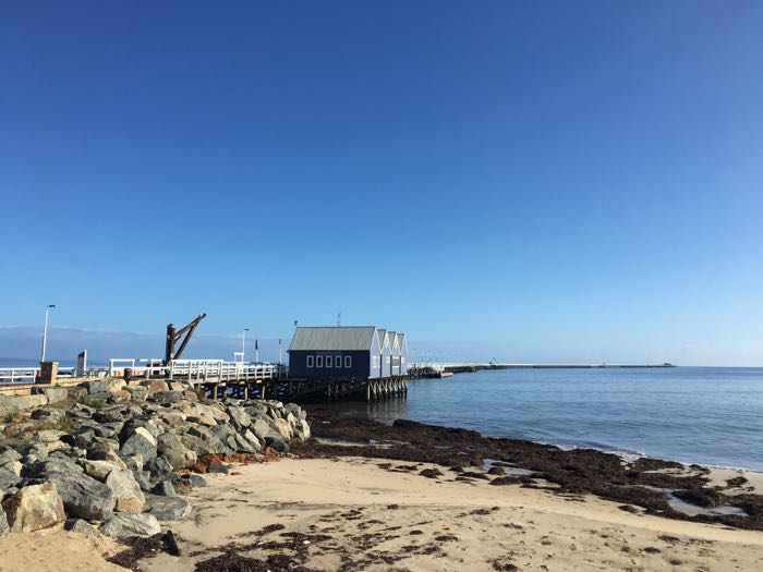 A visit to stunning Busselton Jetty is a magical experience
